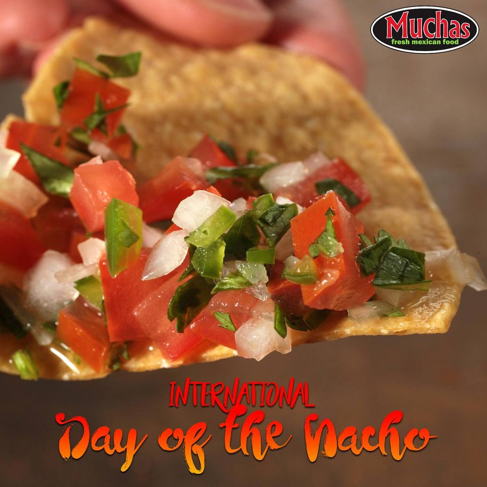 International Day of the Nacho Wishes Unique Image
