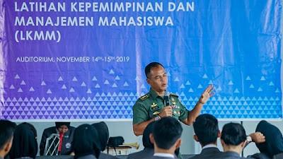 Mahasiswa Poltekpar Palembang Dapat Materi Cegah Radikalisme