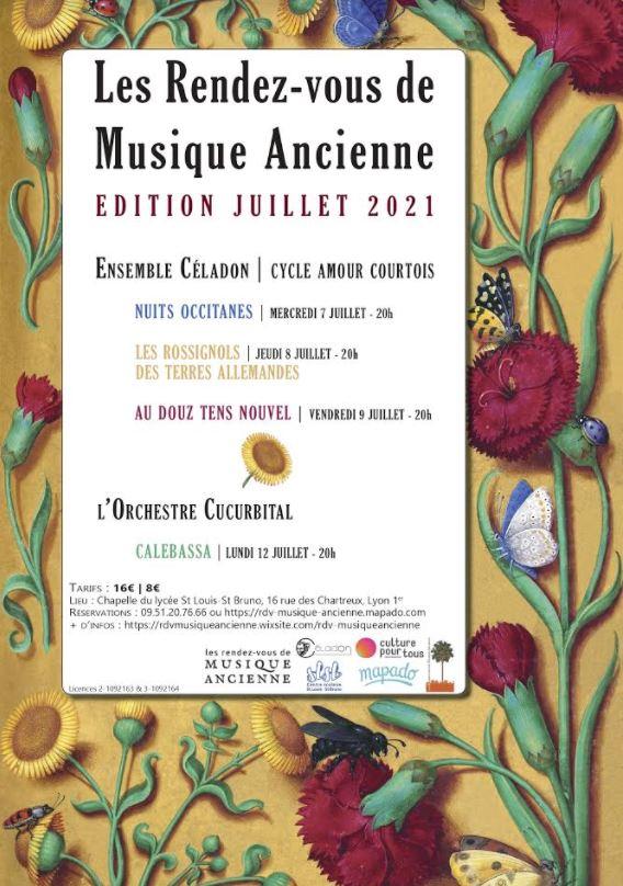Les Rendez-vous de Musique Ancienne
