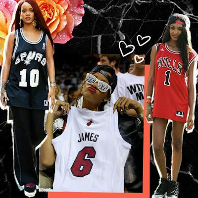 NBA girl
