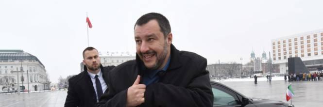 Matteo Salvini: Italija ir Lenkija taps Europos pavasario herojėmis