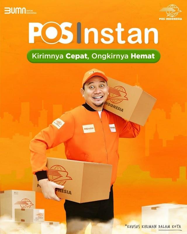 Pos Indonesia Luncurkan Pos Instan, Produk Kiriman Cepat Bergaransi