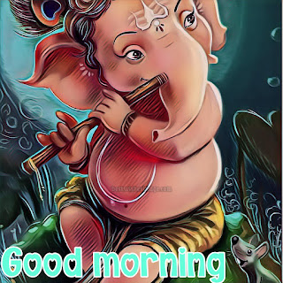 good morning ganesha pictures images