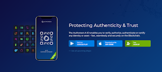 Authoreon Protecting Authenticity & Trust