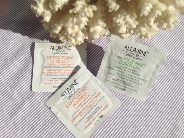 Nettoyants et hydratant visage par Aluminé®