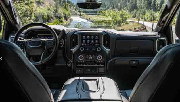 2020 GMC Sierra 2500hd Crew Cab
