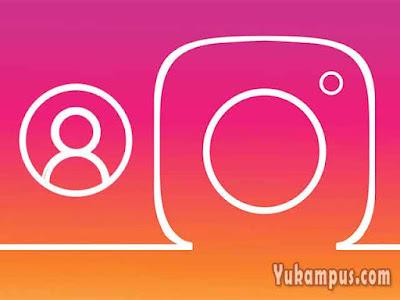 cara ganti instagram ke akun personal