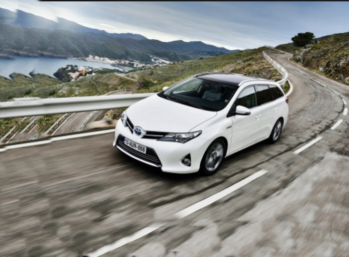 2017 Toyota Auris Sport Touring Design And Specs
