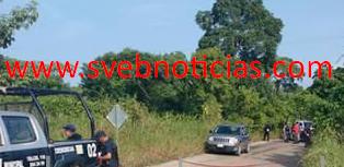 Secuestran y matan a ingeniero en Jaltipan Veracruz este Jueves