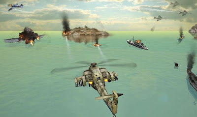 Update Elite Gunship Strike APK Mod - Unlimited Money