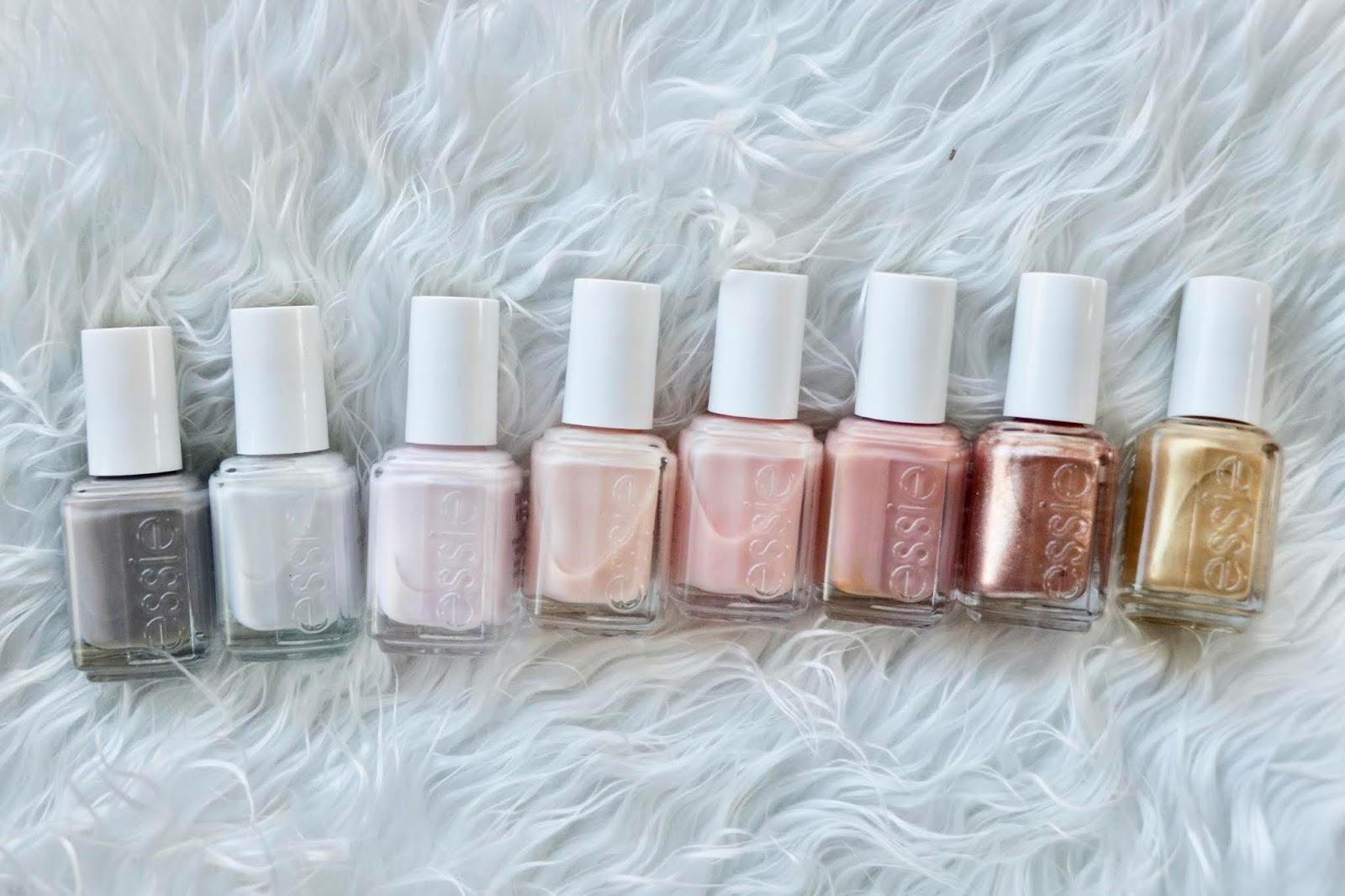 essie treat love color review