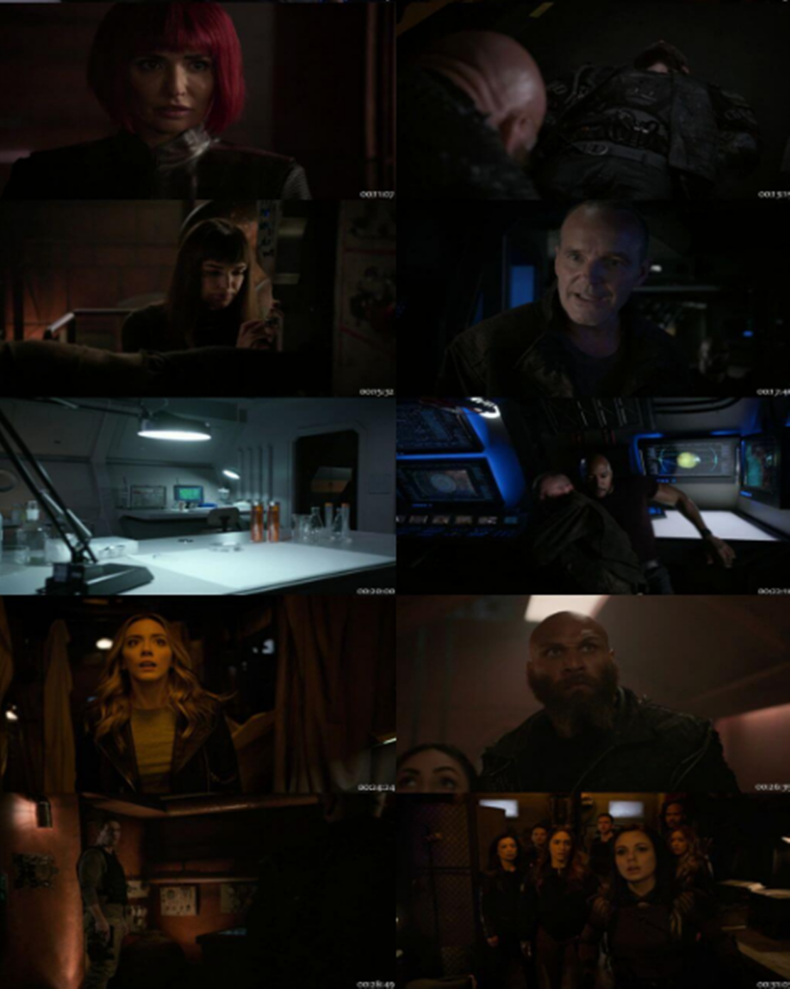 Marvels Agents of S.H.I.E.L.D S06 Episode 09 |350MB | 720p ESubs| Download Now