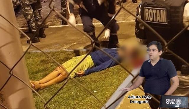 Delegado confirma que jovem foi morto no Mutirão com dois tiros na cabeça