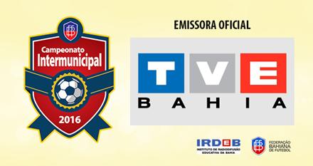 TVE Bahia transmite quartas de final do Intermunicipal de Futebol no próximo domingo (13)