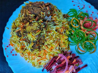 how to make fish biryani