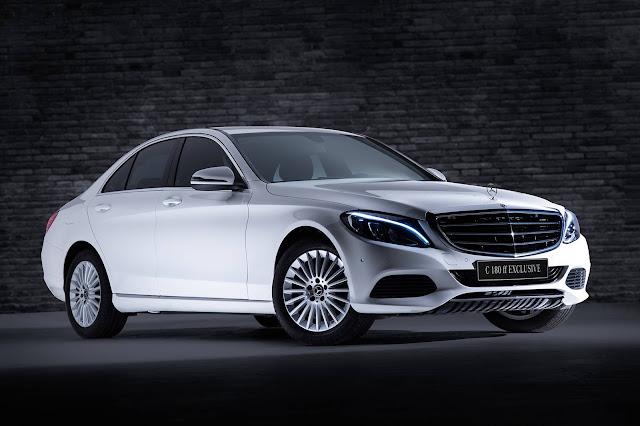 Mercedes-Benz Classe C 2018 - desconto em setembro