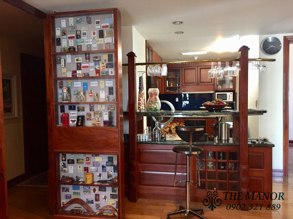 Giá cho thuê siêu rẻ THE MANOR 2 chỉ 800$ với căn hộ 2PN tầng 26  - hình 2