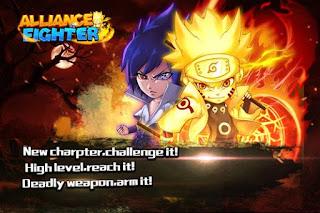 Alliance Fighter Mod Apk v1.2 Unlocked All Item
