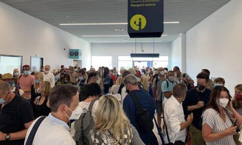 Αεροδρόμιο του Ακτίου: Ο απόλυτος συνωστισμός