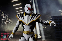Power Rangers Lightning Collection Dino Thunder White Ranger 29