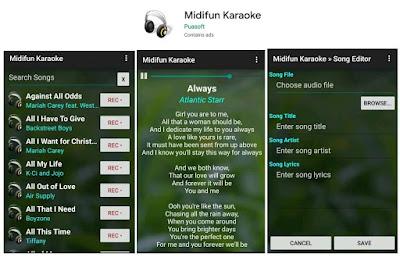 download aplikasi karaoke offline