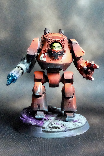 Airbrushing Class Dreadnought