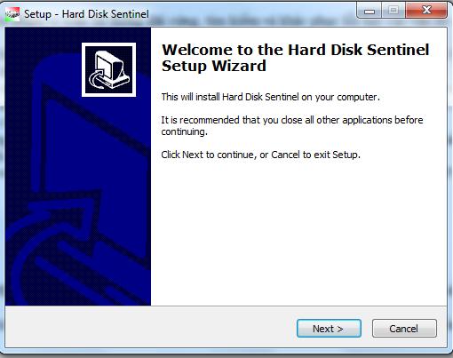Hướng dẫn cài đặt Hard Disk Sentinel trên PC win 7, 10 miễn phí b