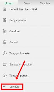 Cara Menampilkan Sim Toolkit di Hp Android