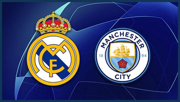القنوات الناقلة لمباراة ريال مدريد ومانشستر سيتي اليوم 17 مارس في دوري أبطال أوروبا
