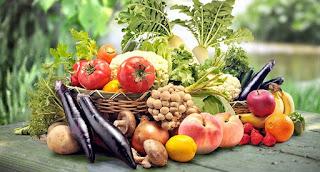 Cuales son las frutas y verduras con mas fibra