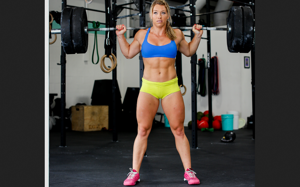 Colleen Fotsch CrossFit, Being a Female Bodybuilder