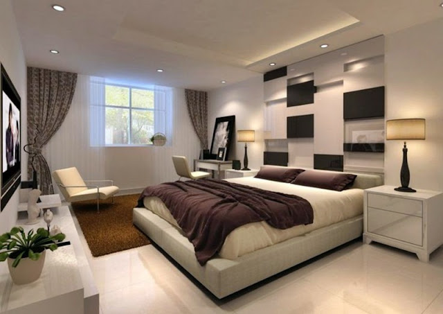 Beautiful Master Bedroom Design Ideas | Dream House