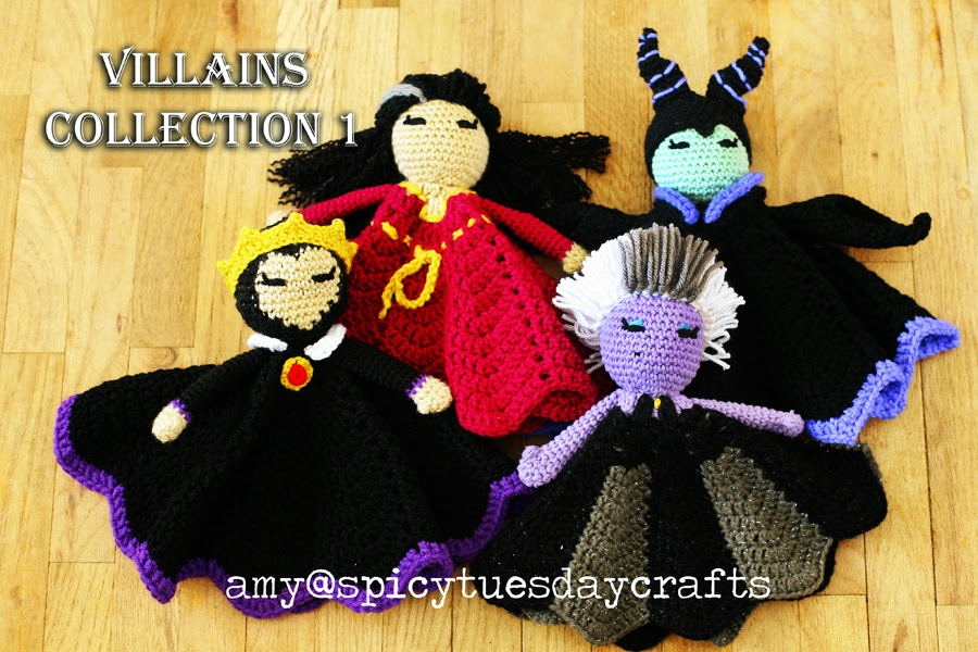Villains Collection 1