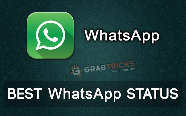 Best Whatsapp Status Ever