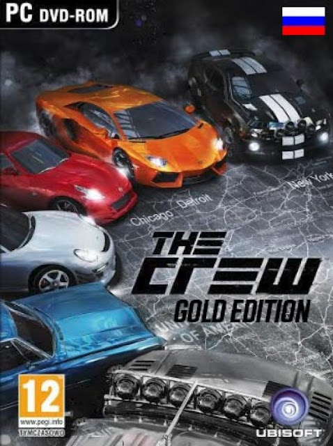 The Crew Gold Edition PC Game Free Download