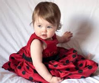 Top unique baby names for girls