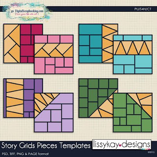 Fast Grid Templates
