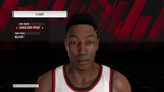 MyPLAYER Hairstyle Juice Box Fade