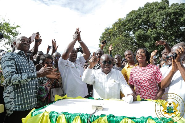 """""""Ghana Consolidated Diamonds Ltd. Will Be Revived"""" – President Akufo-Addo Assures"""