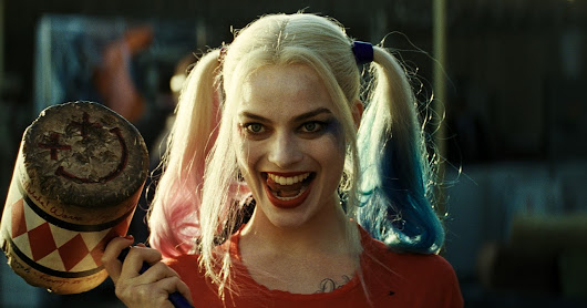 Cinema Viewfinder: Movie Review: Suicide Squad (2016)