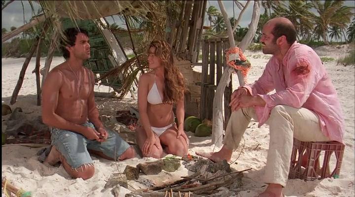 Ba Người Trên Hoang Đảo
