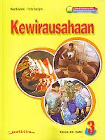 AJIBAYUSTORE  Judul Buku : Kewirausahaan 3 Kelas XII SMK
