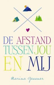 Marina Gessner De afstand tussen jou en mij Blossom Books