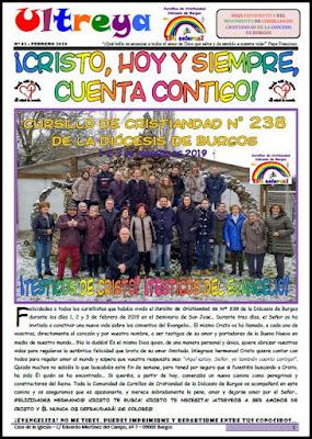 HOJA INFORMATIVA MCC BURGOS - FEBRERO 2019