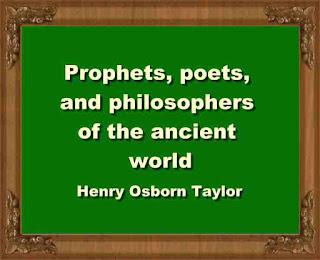 Henry Osborn Taylor