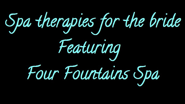 Essential Spa Therapies for the bride featuring Four Fountains Spa. image