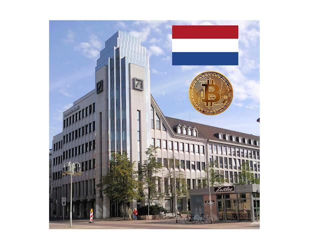 البنك المركزي الهولندي: سيتم تنظيم شركات العملات الرقمية ابتداءا من 10 يناير 2020