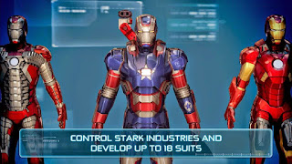 Download Iron Man 3 Mod Apk v1.6.9.g Android