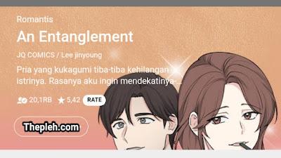 An Entanglement Webtoon