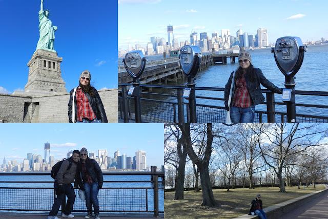 Nova Iorque Estátua da Liberdade